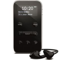 PURE Move R3 Portable DAB+/FM Radio - Black