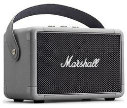 Kilburn II Portable Bluetooth Speaker - Grey