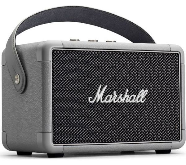 Image of MARSHALL Kilburn II Portable Bluetooth Speaker - Grey