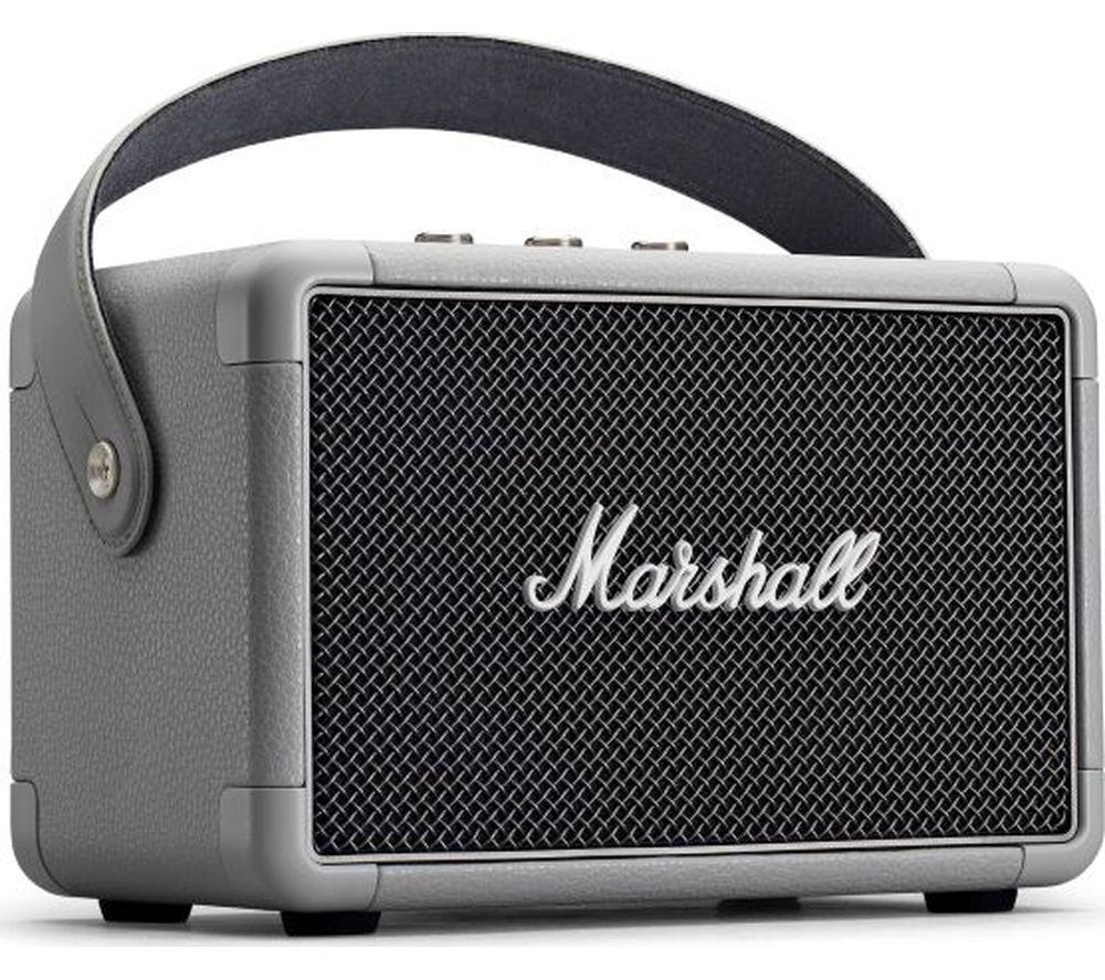 Image of MARSHALL Kilburn II Portable Bluetooth Speaker - Grey, Grey