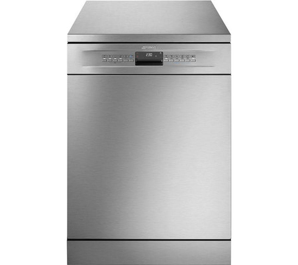 SMEG DFD13TP3X Full-size Dishwasher - Stainless Steel