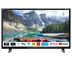 "SHARP 1T-C32BC0KO2FB 32"" Smart HD Ready LED TV"
