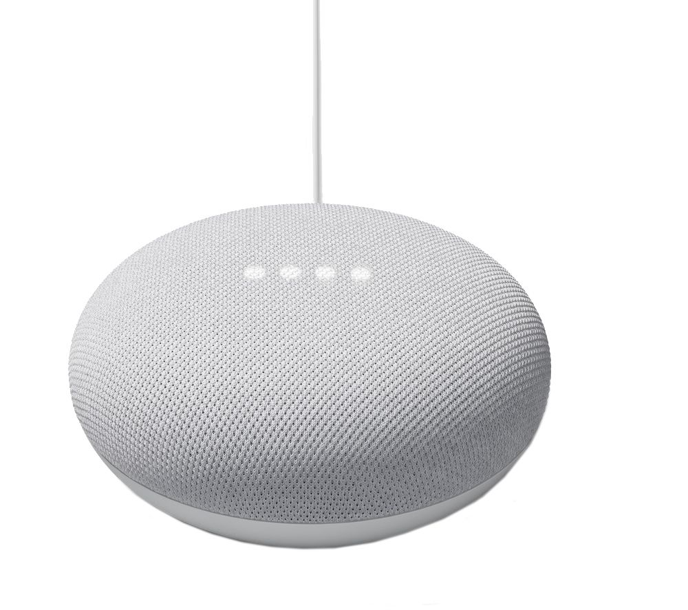 GOOGLE Nest Mini (2nd Gen) - Chalk