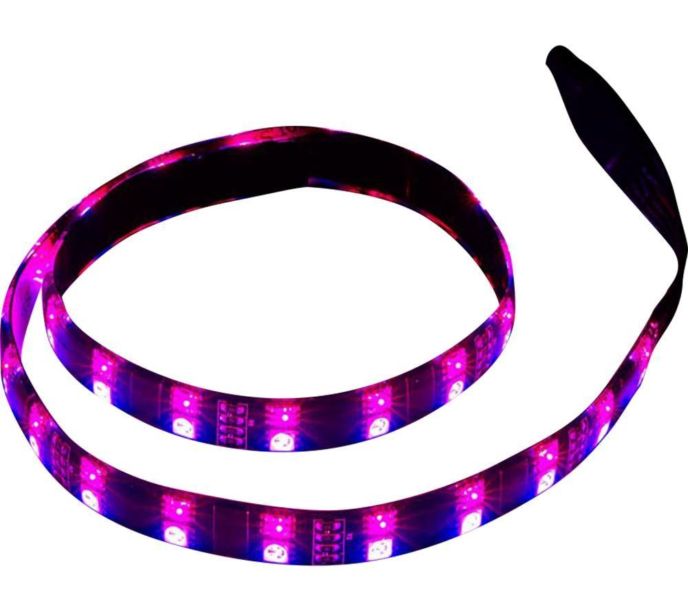 CABLEMOD WideBeam Hybrid LED Strip - 60 cm, RGB & Ultra-Violet