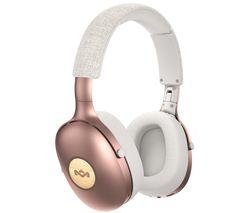 Positive Vibration XL Wireless Bluetooth Headphones - Copper