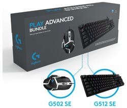 G Play Advanced Gaming Keyboard & Mouse Set