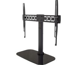 ALPHASON ADTTS0311 405 mm Table Top TV Stand with Bracket - Black