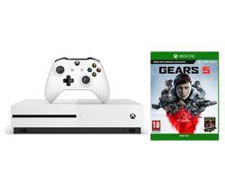 MICROSOFT Xbox One S 1 TB & Gears 5 Bundle