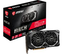 Radeon RX 5600 XT 6 GB MECH OC Graphics Card
