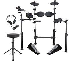 CSD100 Electronic Drum Set - Black