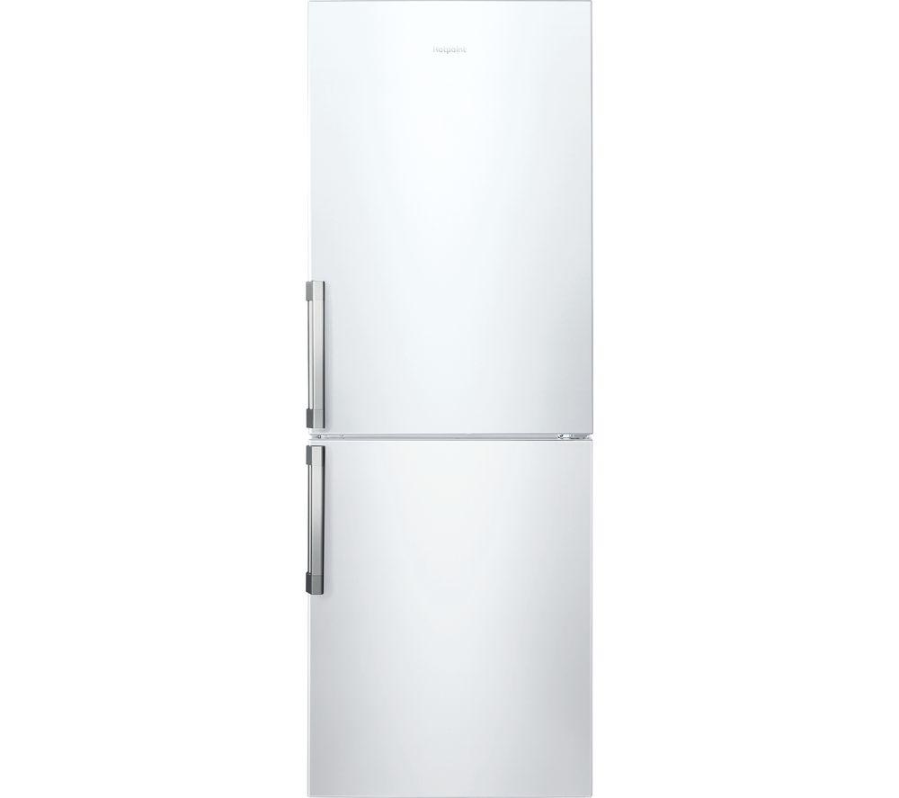 HOTPOINT NFFUD 190 W 60/40 Fridge Freezer - White