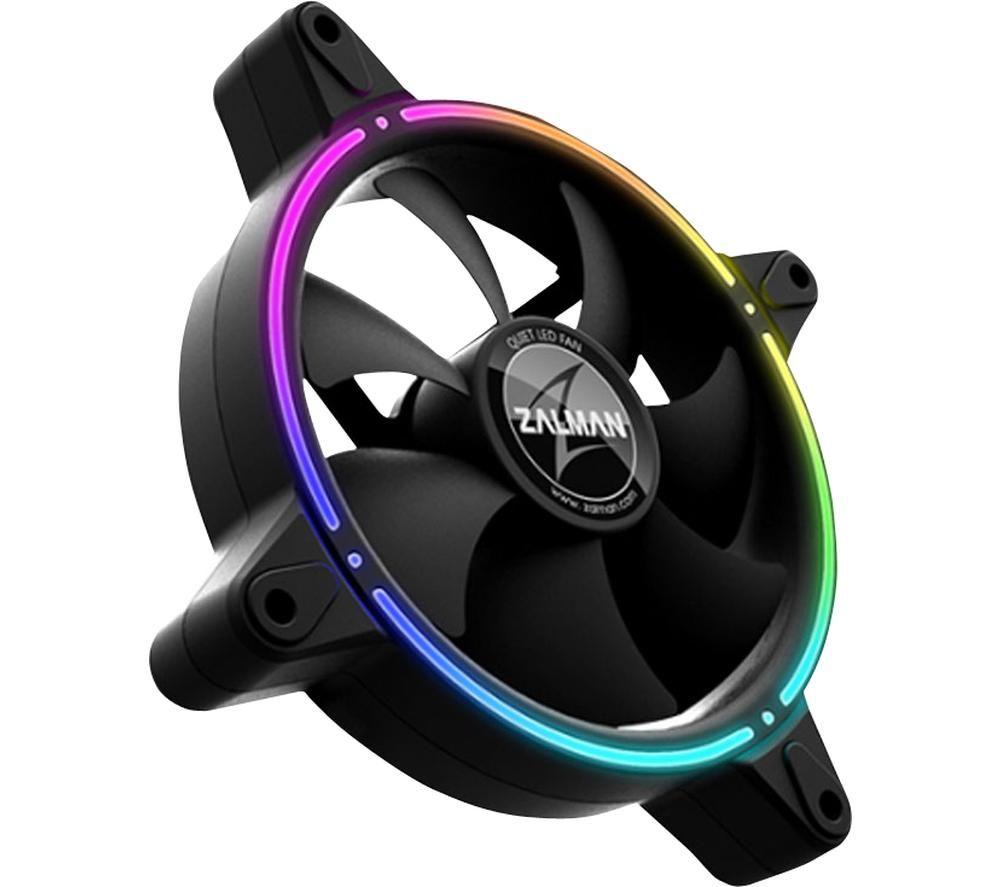 ZALMAN ZM-RFD120A 120 mm Case Fan - RGB LED