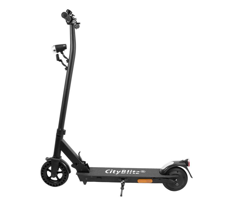 CITYBLITZ URBANIZE Electric Scooter - Black