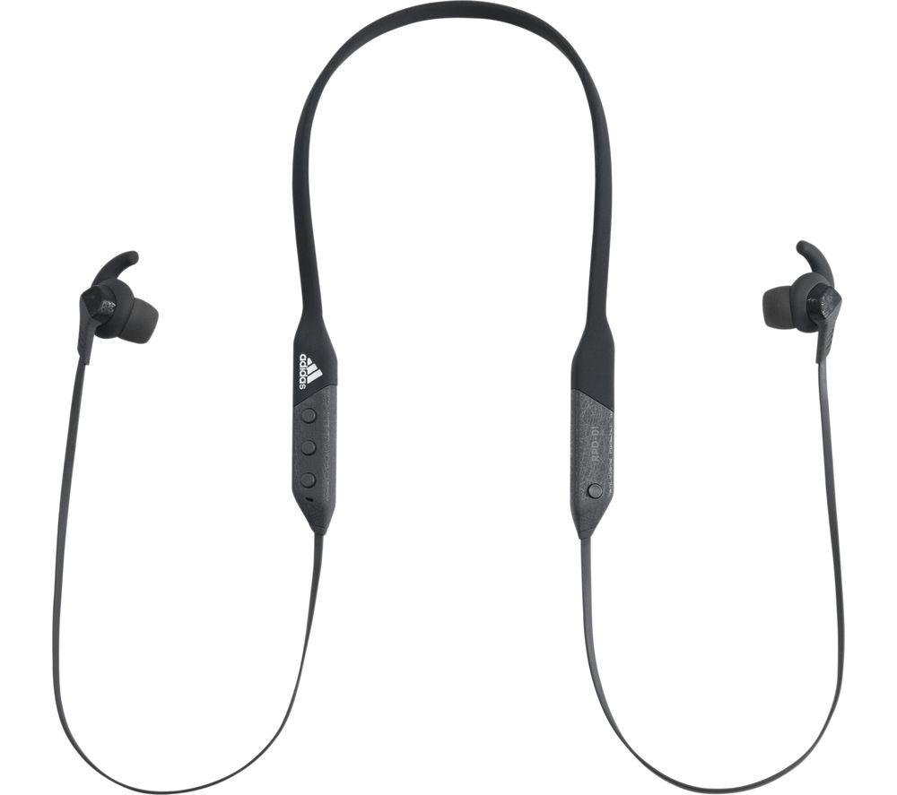 ADIDAS RPD-01 Wireless Bluetooth Sports Earphones - Night Grey, Grey
