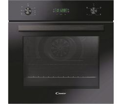 FCT415N Electric Oven - Black