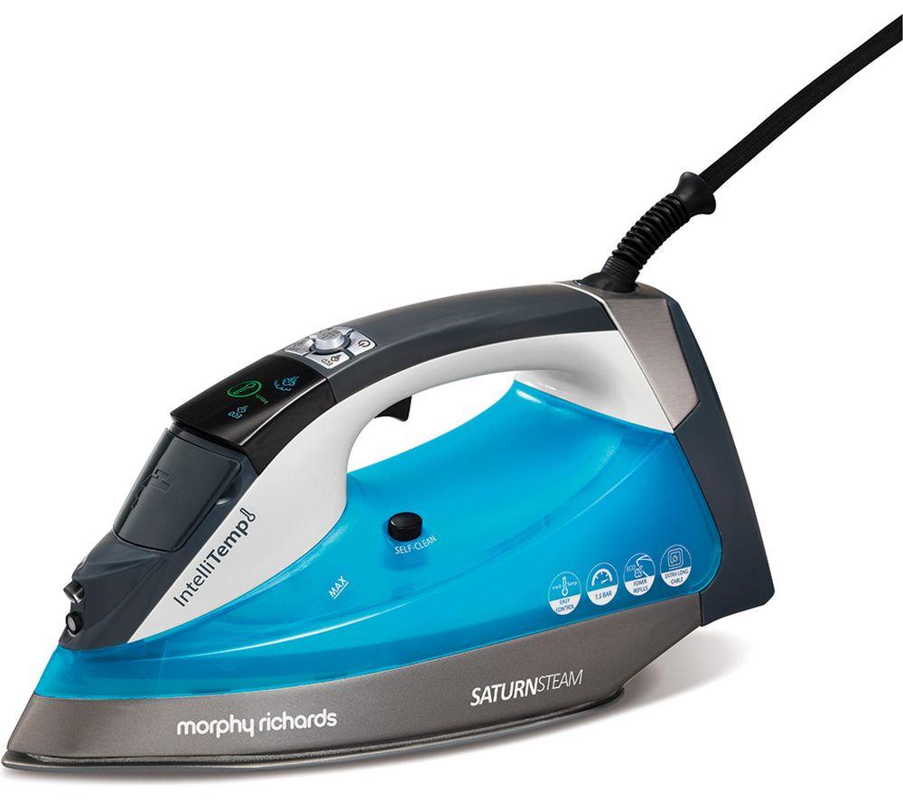 MORPHY RICHARDS Saturn Intellitemp 305003 Steam Iron - Blue