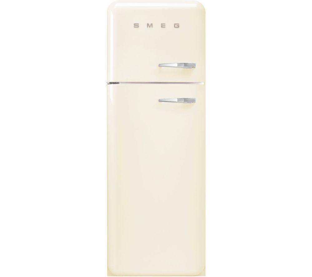 SMEG FAB30LCR5UK 80/20 Fridge Freezer - Cream