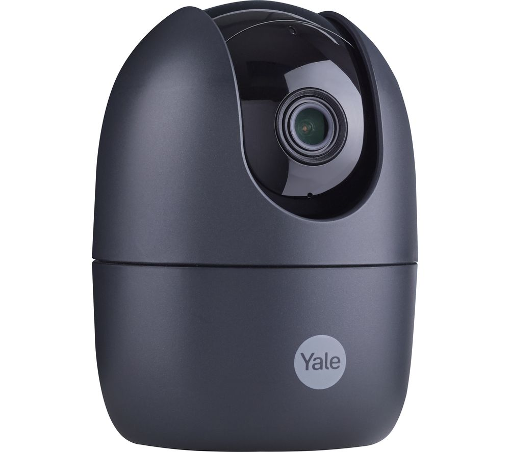 YALE SV-DPFX-B Full HD 1080p WiFi Indoor Pan & Tilt Security Camera