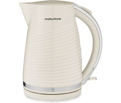 Dune 108267 Jug Kettle - Cream