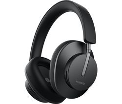 FreeBuds Studio Wireless Bluetooth Noise-Cancelling Headphones - Black
