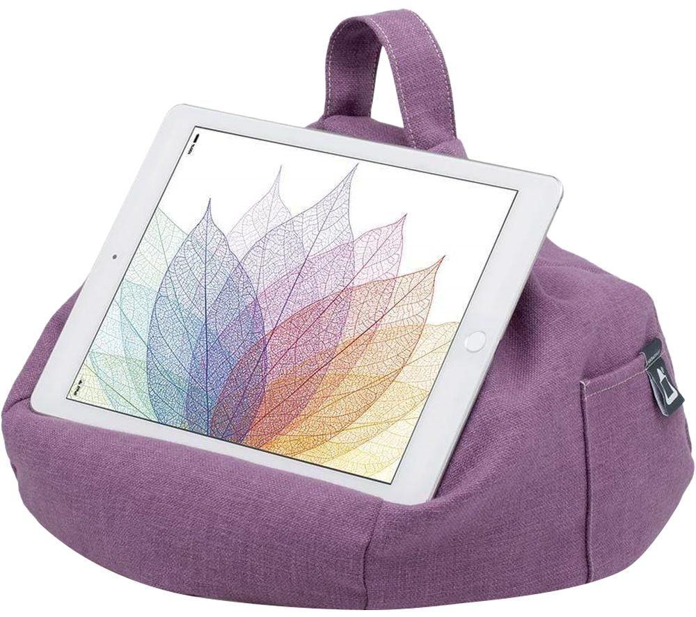 IBEANI Bean Bag Tablet Stand - Purple