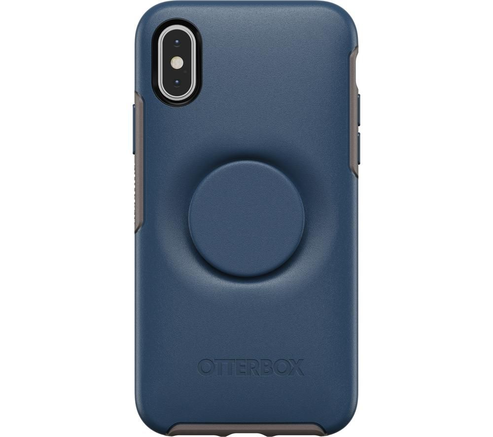 OTTERBOX Otter + Pop Symmetry iPhone X/XS Case - Blue