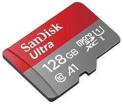Ultra Class 10 microSDXC Memory Card - 128 GB