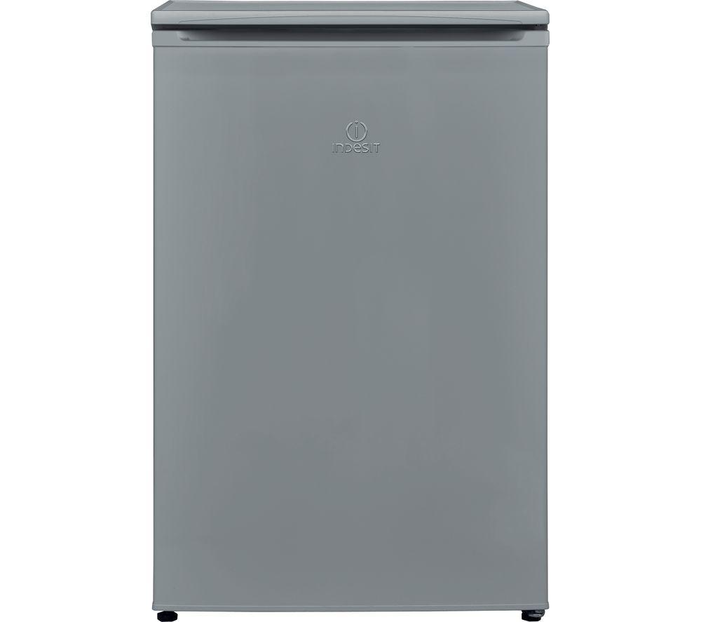 INDESIT I55ZM 1110 S 1 Undercounter Freezer - Silver