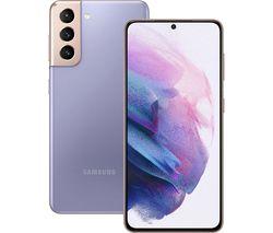 Galaxy S21 5G - 256 GB, Phantom Violet