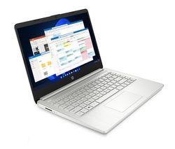 "14s-dq2510na 14"" Laptop - Intel® Core™ i3, 256 GB SSD, Silver"