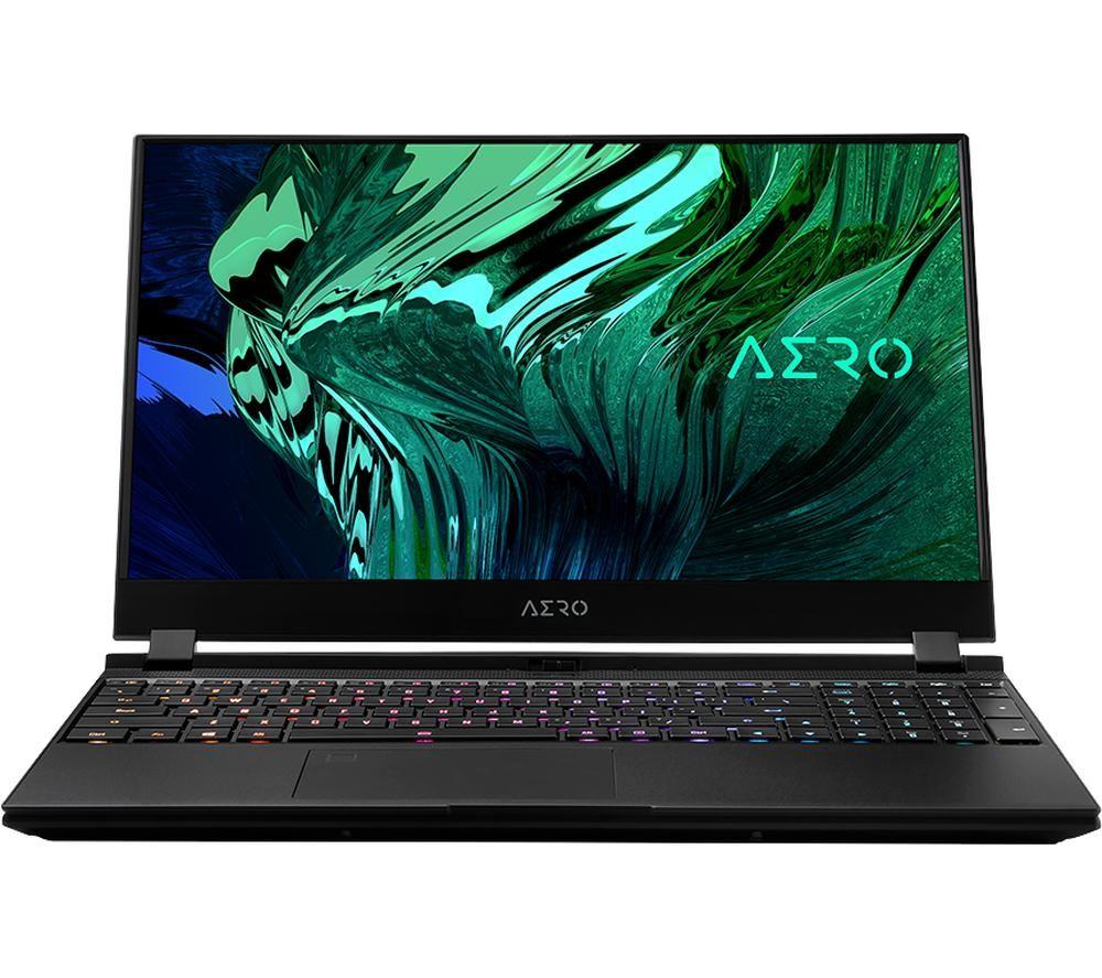 """Image of GIGABYTE AERO OLED 15YC 15.6"""" Gaming Laptop - Intel®Core™ i9, RTX 3080, 1 TB SSD"""
