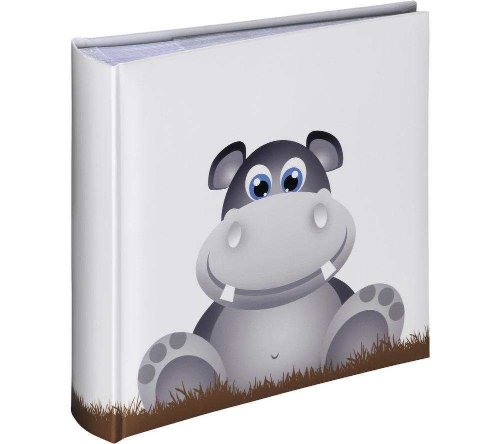 HAMA 00002371 Memo Nora Photo Album - Hippo