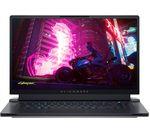 £3399, ALIENWARE x17 R1 17.3inch Gaming Laptop - Intel® Core™ i9, RTX 3080, 1 TB SSD, Unlocked Intel® Core™ i9-11980HK Processor, RAM: 32GB / Storage: 1 TB SSD, Graphics: NVIDIA GeForce RTX 3080 16GB, Full HD screen / 165 Hz,