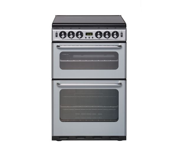 NEW WORLD NH550TSIDLM Gas Cooker - Silver