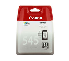 PG-545 Black Ink Cartridge