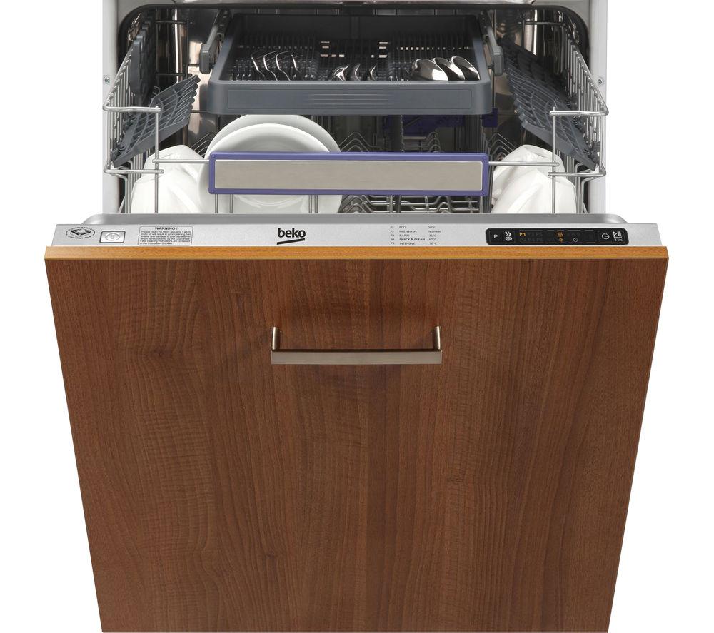 BEKO DW663 Full-size Integrated Dishwasher