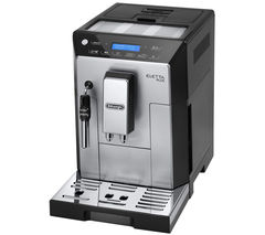 DELONGHI Eletta Plus ECAM44.620S Bean to Cup Coffee Machine - Silver & Black Best Price, Cheapest Prices
