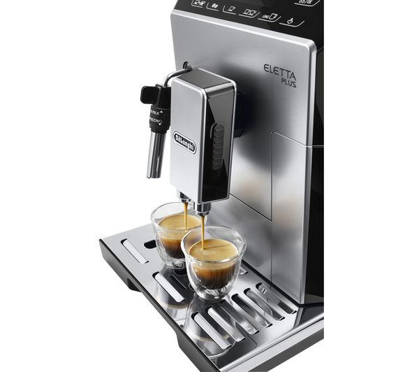Buy Delonghi Eletta Plus Ecam44620s Bean To Cup Coffee Machine