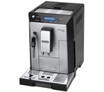DELONGHI Eletta Plus ECAM44.620S Bean to Cup Coffee Machine - Silver & Black