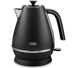DELONGHI Distinta KBI3001.BK Jug Kettle – Black