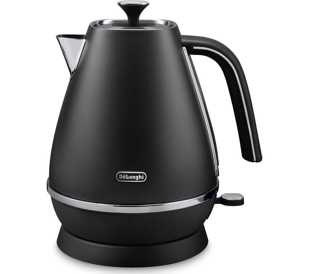 DELONGHI Distinta KBI3001BK Jug Kettle – Black