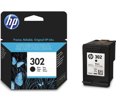 302 Black Ink Cartridge
