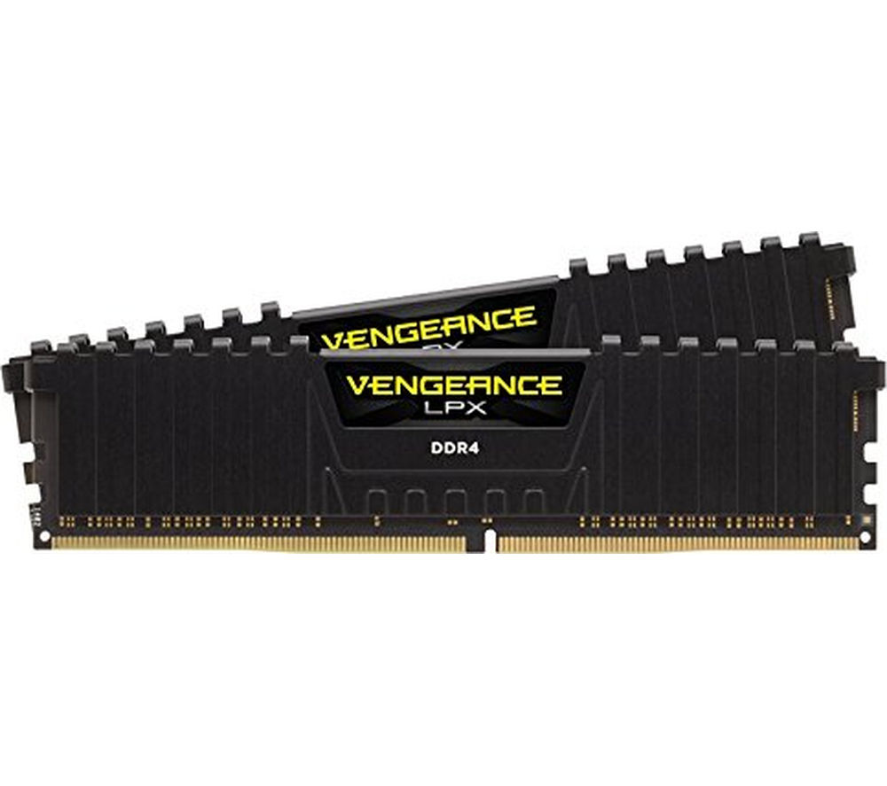 CORSAIR  Vengeance LPX DDR4 PC Memory - 16 GB DIMM RAM, 2-Module Kit