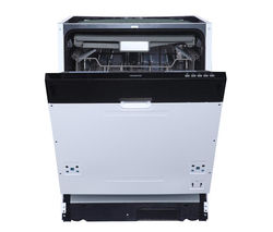 KENWOOD KID60B16 Full-size Integrated Dishwasher