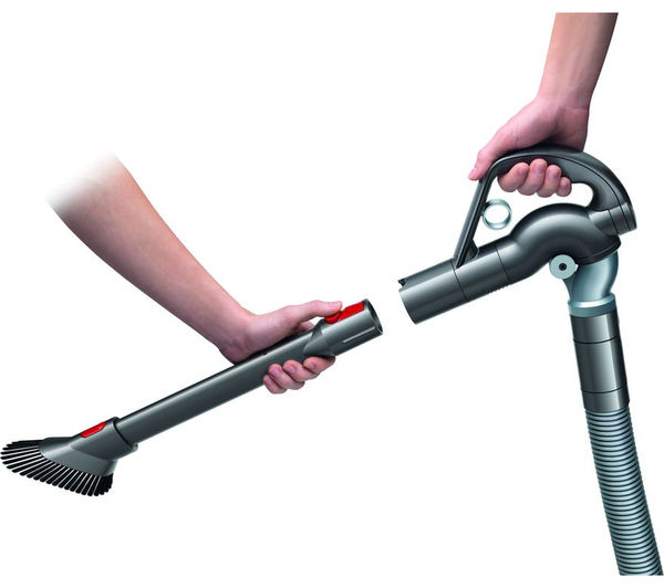 Buy Dyson Big Ball Total Clean Cylinder Bagless Vacuum