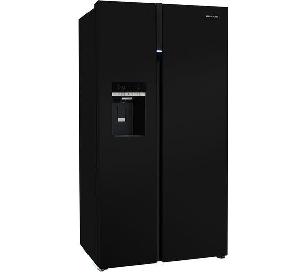7293046335 - GRUNDIG GSBS16312B American-Style Fridge Freezer ...