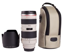 CANON EF 70-200 mm f/2.8 L USM Telephoto Zoom Lens