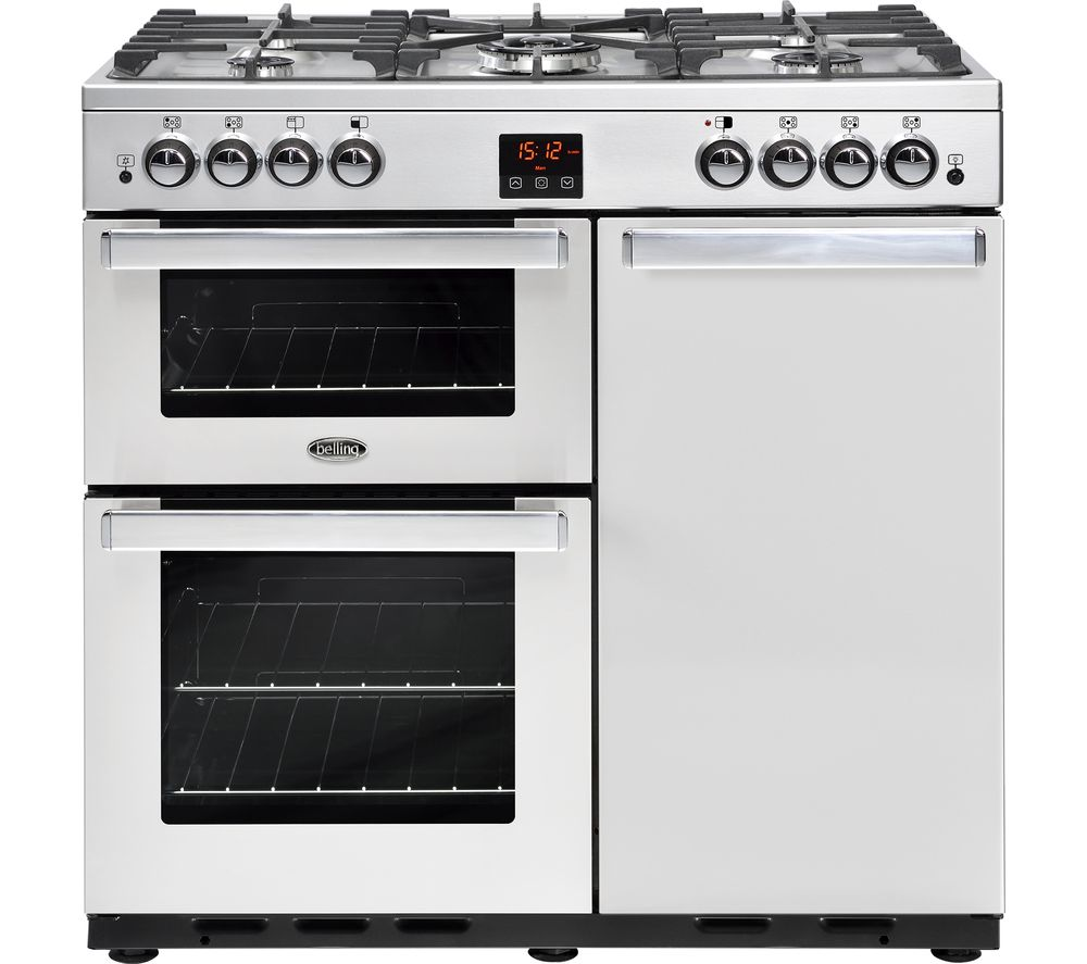 buy belling gourmet 90g professional gas range cooker. Black Bedroom Furniture Sets. Home Design Ideas