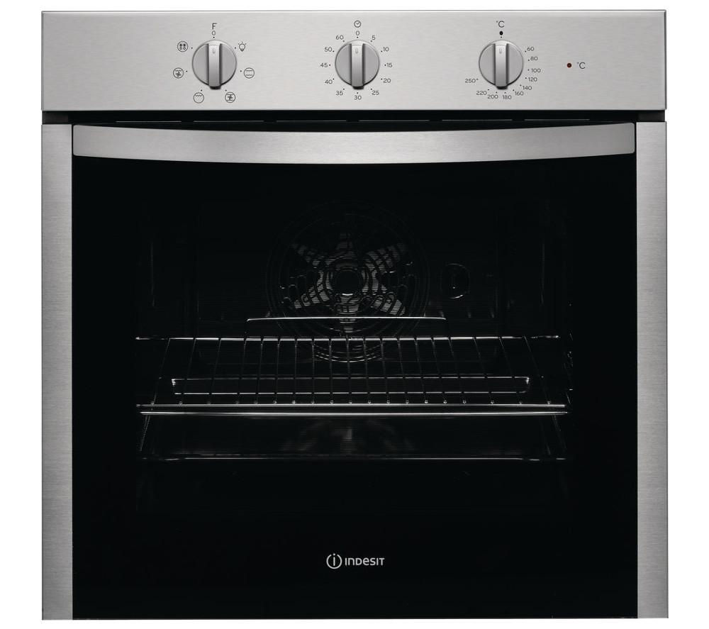 Compare prices for Indesit Aria DFW 5530 IX Electric Oven