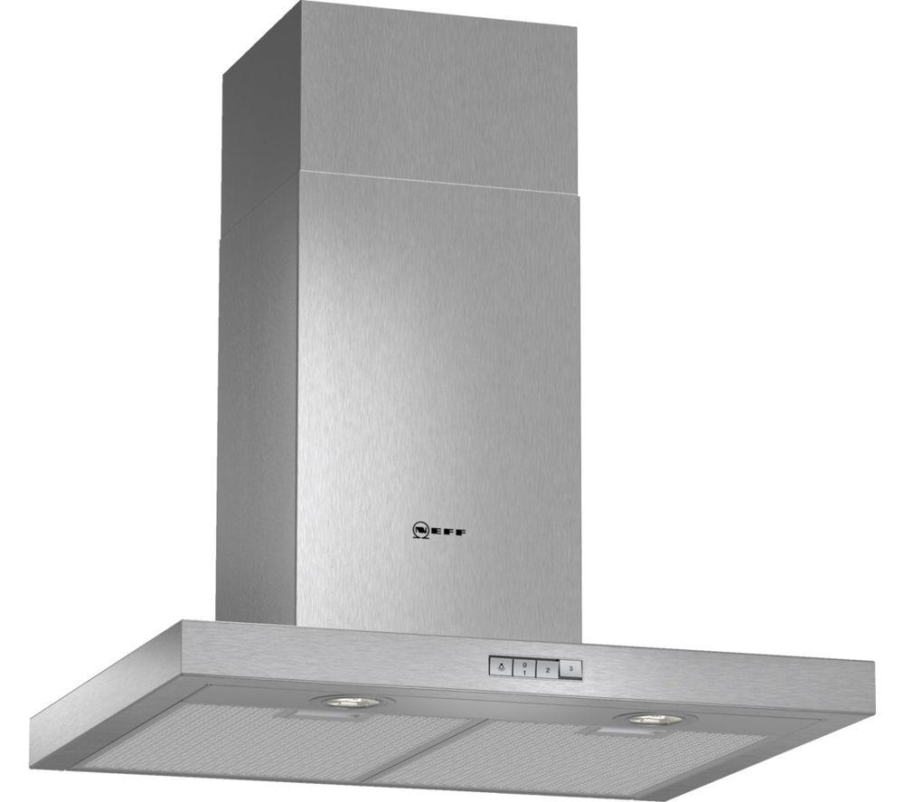 NEFF D76SR22N0B Chimney Cooker Hood - Stainless Steel